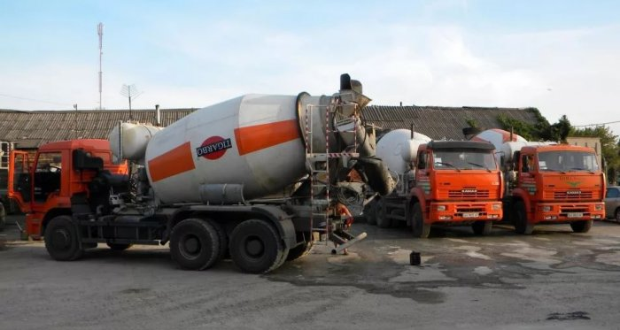 бетон карабаш